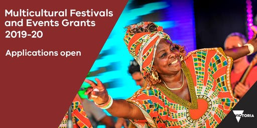 Wyndham Information Session - Multicultural Festivals and Events Grants