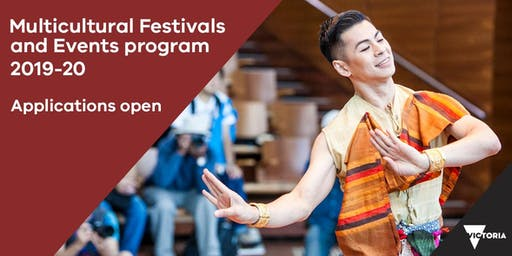 Geelong Information Session - Multicultural Festivals and Events Grants