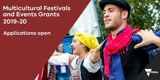 Ballarat Information Session - Multicultural Festivals and Events Grants