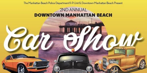 2nd Annual Downtown Manhattan Beach Car Show