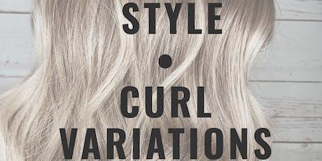 CLT Hair Workshop: Curl Variations tickets