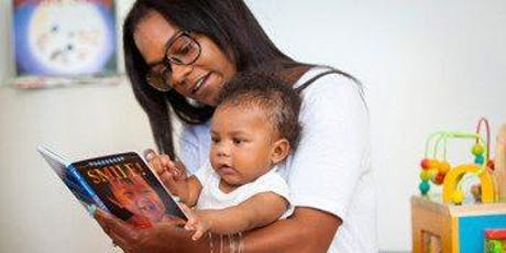 Burst Into Books' Group 1 Storytime (6 months - 3 years old) tickets