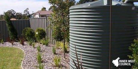 Water Tank Maintenance @ Footprints Ecofestival tickets