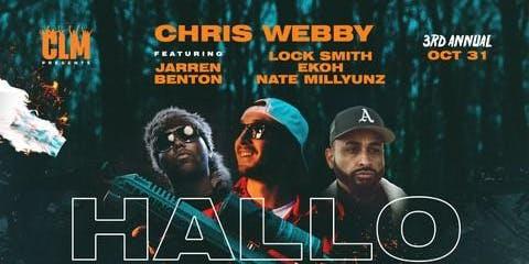 "Chris Webby ""World Wide Web"" Tour *3rd Annual Halloween Show"