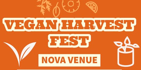 VEGAN HARVEST FEST tickets