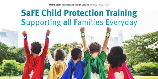 MNHHS Child Protection Week 2019 - SaFE Launch