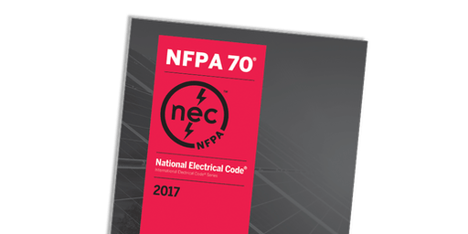 Changes to the 2017 NEC