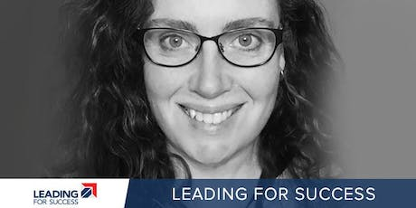 Leading for Success - Bendigo - August 2019 tickets