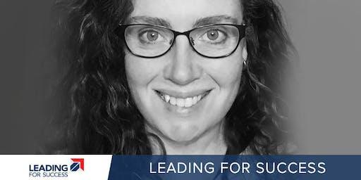 Leading for Success - Bendigo - August 2019