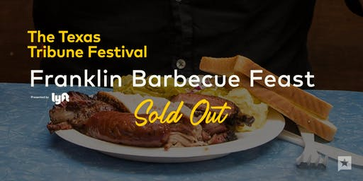 Franklin Barbecue Feast
