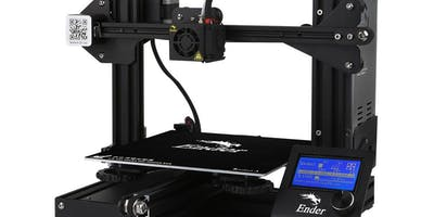 3D Printing for Beginners - Includes a 3D Printer & Materials - Adult (15+)