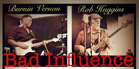 Burnin' Vernon Davis & Bad Influence 9/21/19 9PM tickets