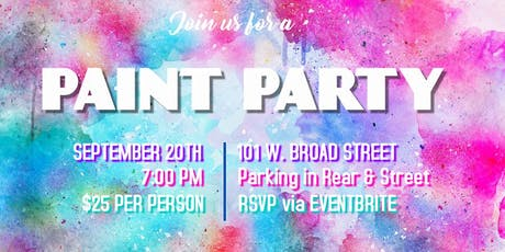 Polished PEARL Society presents a Paint Party tickets