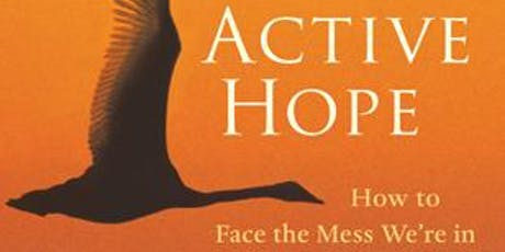 Simply Living Book Club: Active Hope: tickets