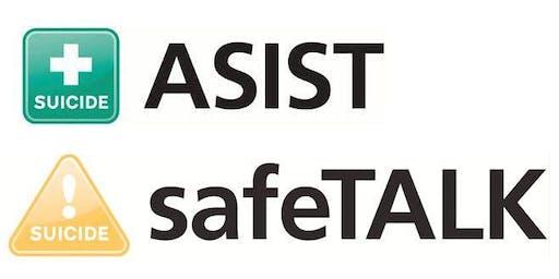 SafeTALK & ASIST Trainer Summit 2019