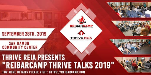 REI Bar Camp 2019