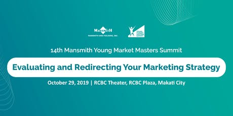 14th Mansmith Young Market Masters Summit  tickets