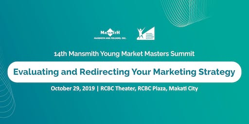 14th Mansmith Young Market Masters Summit