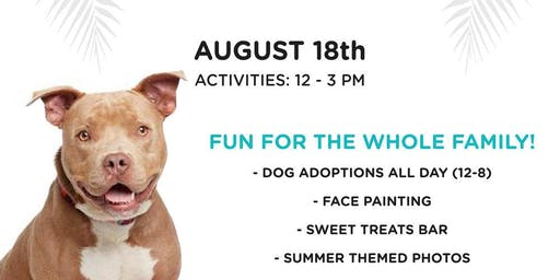 Tail End of Summer Adoption Event