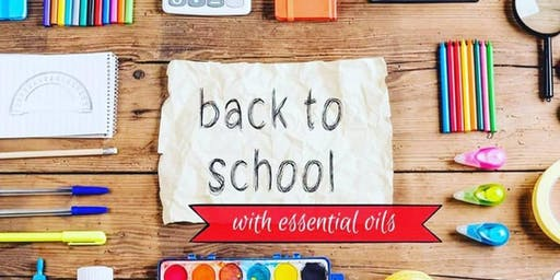 Back to School with Oils