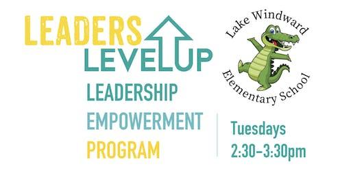Lake Windward Elementary - After School  Leadership Empowerment Program