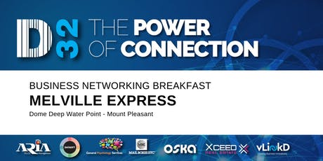 District32 Melville Express Business Networking Perth - Wed 16th Oct tickets