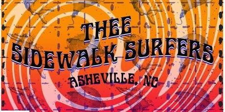 Thee Sidewalk Surfers (Album Release) tickets