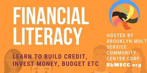 Financial Literacy Seminar/ Credit Building