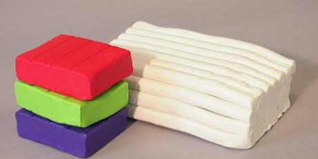 Polymer Clay Workshop tickets