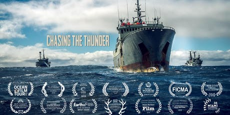 Chasing the Thunder: Film Screening and Panel Discussion tickets