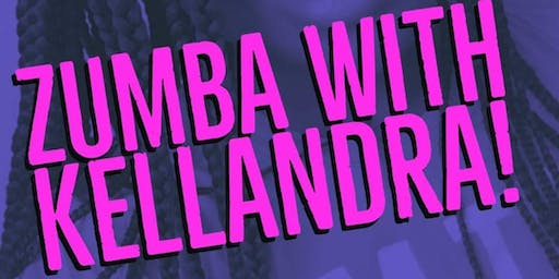 Zumba with Kellandra (Saturdays)