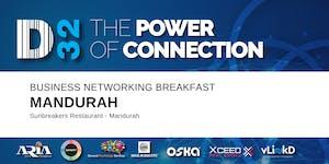 District32 Business Networking Perth – Mandurah - Fri...