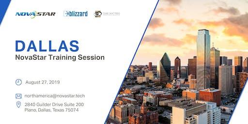 NovaStar Training Session - Dallas (August 27)