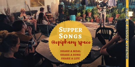 Supper Songs 8/26 tickets