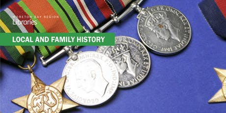 Discovering Military Records - Strathpine Library tickets