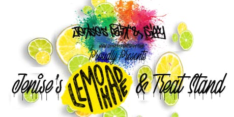 Jenise's  Paint & Sippy Donation Drive tickets