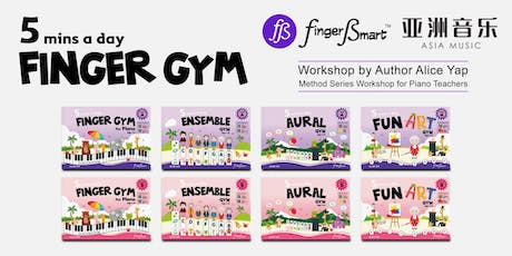 5 Mins a Day Finger Gym Workshop tickets