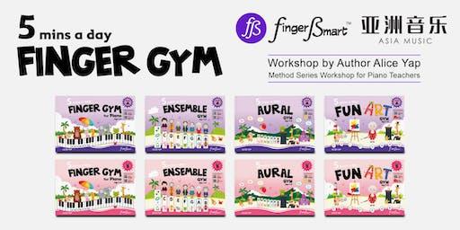 5 Mins a Day Finger Gym Workshop