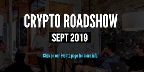NEWCASTLE  -  The Inaugural Blockchain Australia National Meetup Roadshow tickets