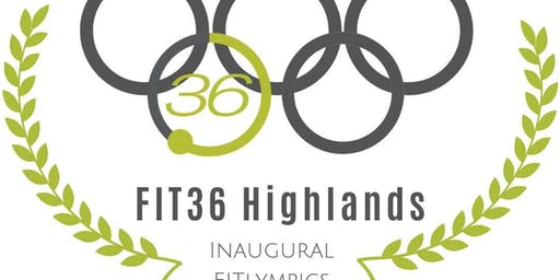 Fitlympics in the Park with FIT36 Highlands