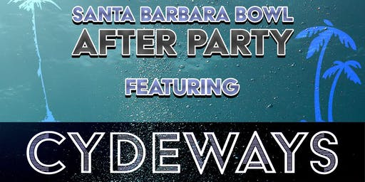 Iration & Pepper SB Bowl Afterparty featuring Cydeways