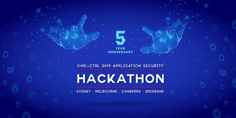 Shearwater Application Security Hackathon 2019 tickets