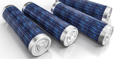 Solar and Batteries @ Footprints Ecofestival