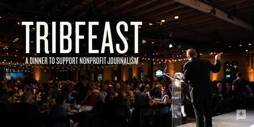 TribFeast: A Dinner To Support Nonprofit Journalism