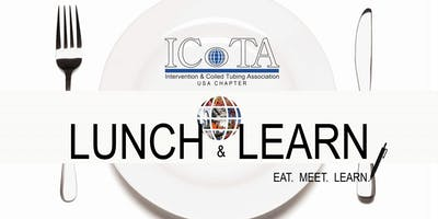 ICOTA USA Chapter Lunch & Learn