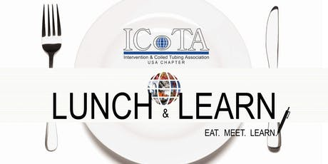 ICOTA USA Chapter Lunch & Learn tickets