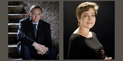 Stanislav Ioudentich and Miriam Fried