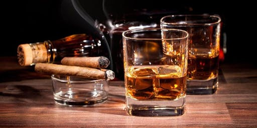"Whiskey Bid'ness ""and Cigars"" August Event"