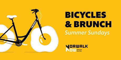 Norwalk Now Bicycles & Brunch at Evarito's Mexican Kitchen & Bar tickets