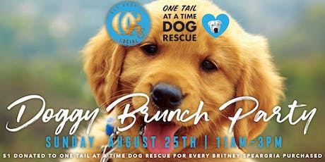 Doggy Brunch Benefiting One Tail at a Time tickets